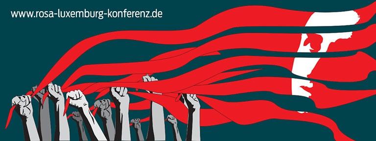 XXII. Rosa Luxemburg Konferenz, Berlin 2017