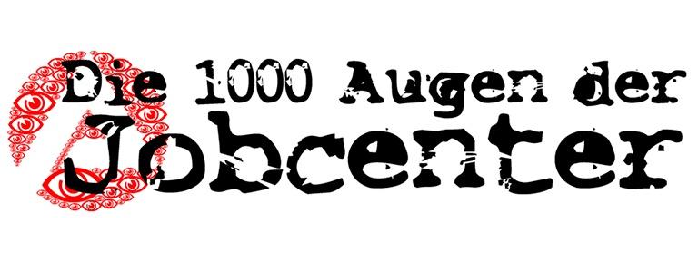 Banner Website Veranstaltungsreihe 1000 Augen der Jobcenter