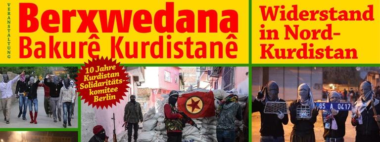 Nord-Kurdistan-Veranstaltung