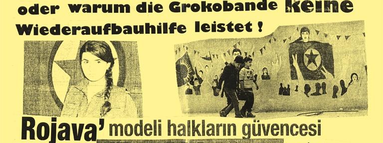 Modell Rojava Poster 1