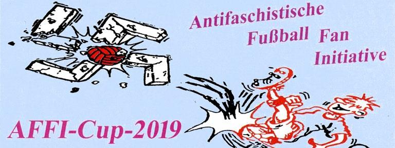 Plakat AFFI Cup Berlin 2019
