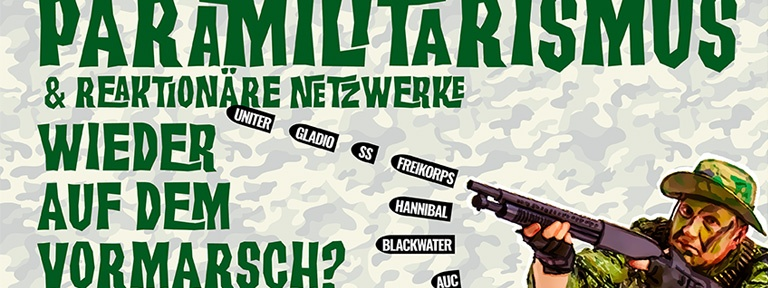 Plakat zur Kiezparty