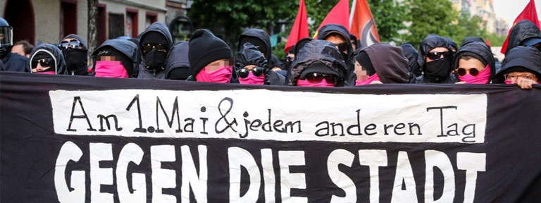 Am 1. Mai & jeden anderen Tag - Gegen die Stadt....