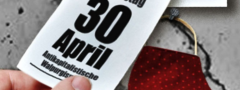 30. April und 1. Mai #R1MB Berlin