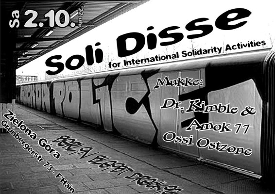 Soli Disse for International Solidarity Activities